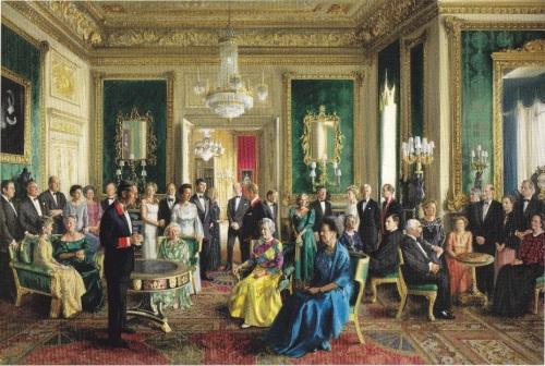 Nunta de aur Casa Britanica