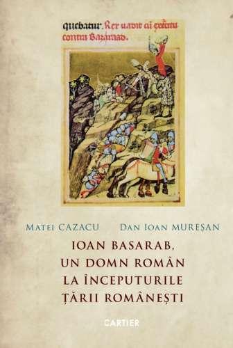 Ioan Basarab coperta