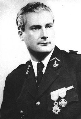 """Louis Bonaparte (1914-1997), """"Napoleon VI""""."""